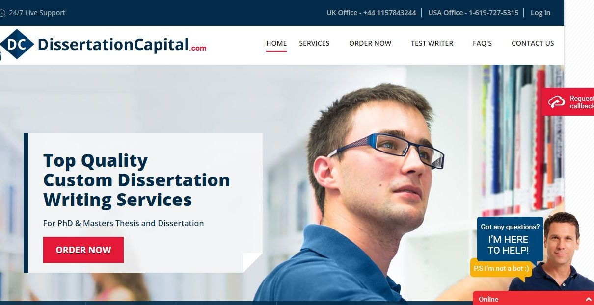 dissertationcapital review